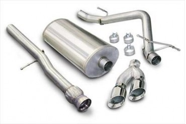 Corsa Performance Exhaust Sport Cat-Back Exhaust System 14523 Exhaust System Kits