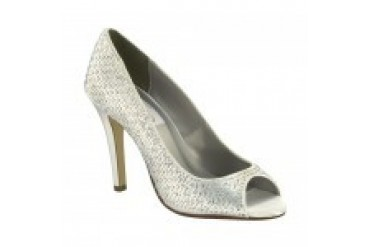 Dyeables Shoes - Style Sienna White 38414