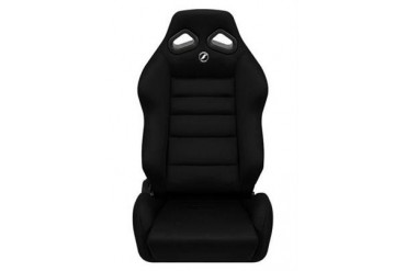 Corbeau Targa Racing Seat Wide Version in Black Cloth 20801WPR Seat