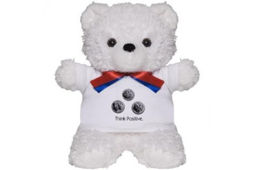 TTC IVF Fertility Luck Teddy Bear