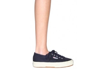 Classic Sneaker in Navy - designed by Superga