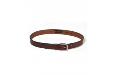 Levi's 38mm Brown Leather Belt Brown, 32