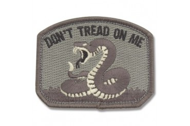 "Mil-Spec Monkey ""Don't Tread On Me"" Gadsden Flag Patch - ACU Camo Pattern"