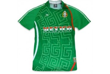 Mexico PRO Soccer Jersey :: PRO Futball Jersey