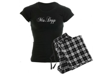 Mrs. Depp Women's Dark Pajamas