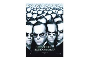 The Matrix Reloaded Movie Poster (11 x 17)