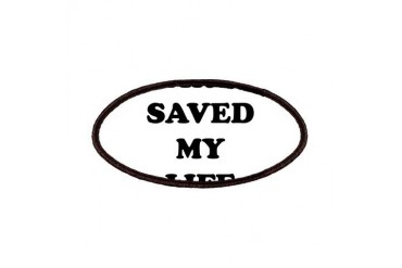 ART SAVED2.png Cool Patches by CafePress