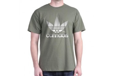 cannabis shirt, marijuana apparel, cannabis black