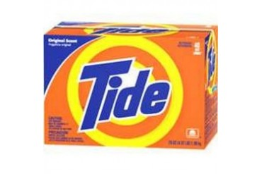 4 Pack Procter amp Gamble Tide 84973 Tide Powder Scented 2.5 Lb