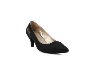 Farish Hera Pointy Heels Black