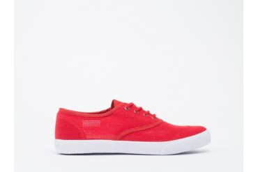 Generic Surplus Borstal Mesh Mens in Red size 7.0