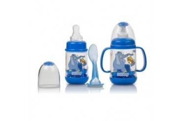 Nuby Infant Feeding Set (pack Of 48)