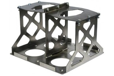 Artec Industries Deka Group 31 Dual Back-to-Back Battery Mount DE3108B Battery Tray
