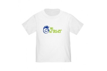 Toddler T-Shirt: Big Brother