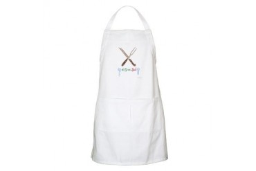 1 Carver Hobbies Apron by CafePress