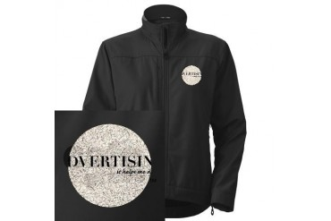 Advertising2.png Humor Women's Performance Jacket by CafePress