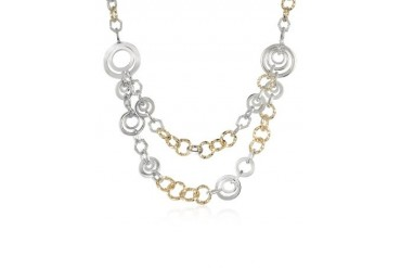 Crystal Chain Opera Necklace