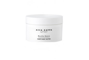 ACCA KAPPA White Moss Karite Body Butter 200Ml