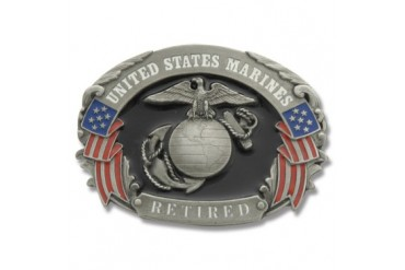Buckle Shack Retired Marines