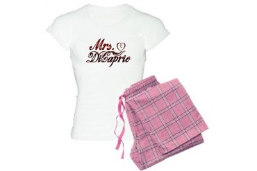 Mrs. Leonardo DiCaprio Women's Light Pajamas