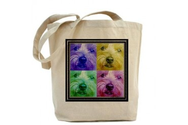 Love Comes in Many Colors Pets Tote Bag by CafePress
