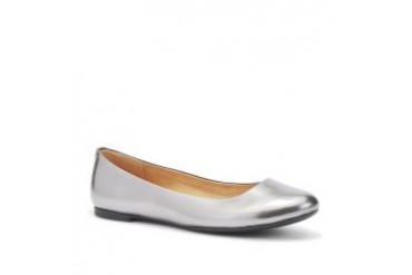 The Delight Grey Flat - Shoe