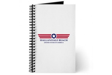Hallandale Beach Pride Florida Journal by CafePress
