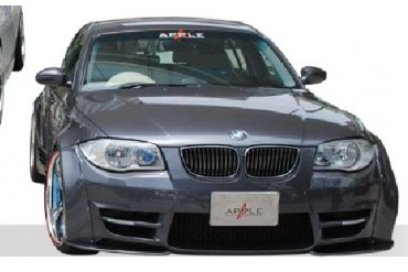 Apple Auto A-Real Fender Kit 01 BMW 1-Series Hatch E87 05-11