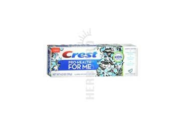 Crest Pro-Health For Me Fluoride Anticavity Toothpaste Minty Breeze 4.2 oz