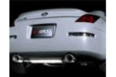 ApexI WS2 Dual Exhaust Nissan 350Z