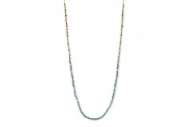 Chan Luu Turquoise Single Strand Necklace Turquoise