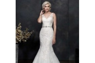 Kenneth Winston Wedding Dresses - Style 1555