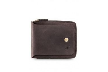 RAV Design Flap Leather Wallet