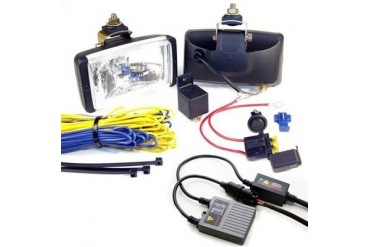 Delta Industries Delta 60H Series HID Driving Light Kit 01-1429-HID2 Offroad Racing, Fog & Driving Lights