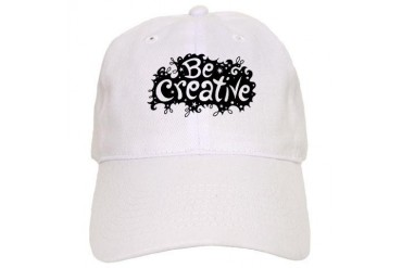 Music Cap by CafePress