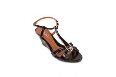 SENTINI Strappy Wedges