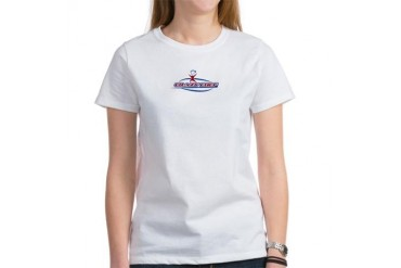Crazy Chef Chef Women's T-Shirt by CafePress