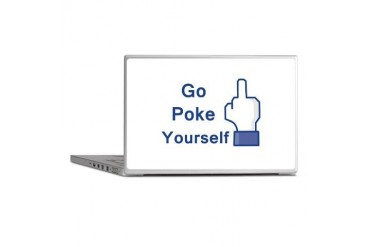 Funny Laptop Skins by CafePress