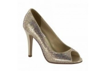 Dyeables Shoes - Style Sienna Champagne 38614