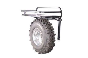 PUREJEEP Small Basket Cargo Package JC1-P Rear Bumpers