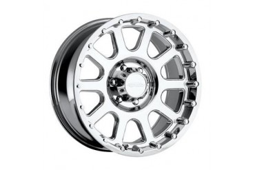 Pro Comp Alloy Wheels Series 6032, 18x9 with 5 on 150 Bolt Pattern - Chrome 6032-8955 Pro Comp Xtreme Alloy Wheels