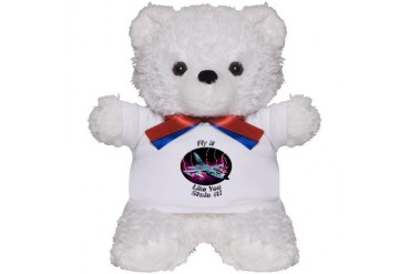 Tornado Hobbies Teddy Bear by CafePress