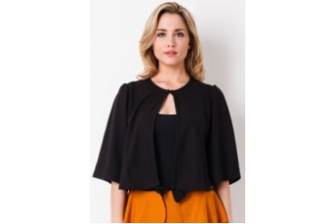 Gaff Cape Outer Cardigan