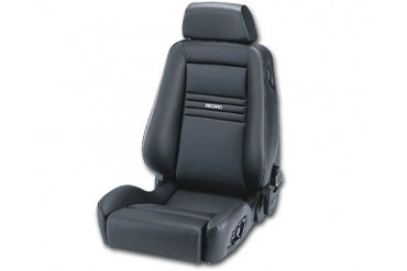 Recaro Ergomed ES Right Seat Balck NardoBlack Artista Grey Logo