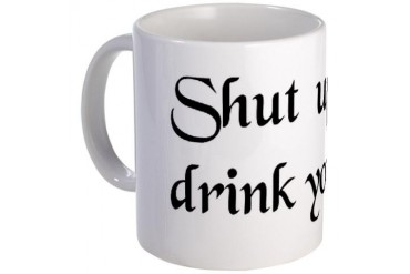 Gin Humor Mug by CafePress