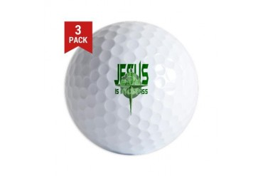 compass2b.png Religion Golf Balls by CafePress