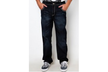 Alvin Straight-cut Jeans