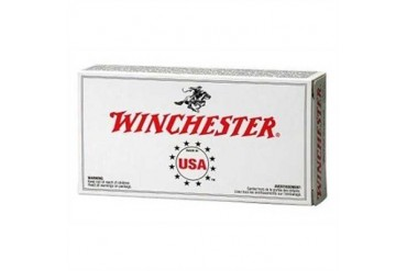 Winchester Jacketed Soft Point Ammunition Win Ammo 38 Spl 125gr Jsp Win Clean 50/Bx