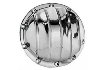 Genuine Gear GM 8.5in./8.6in. Rear Polished Aluminum Cover 6082P Differential Covers