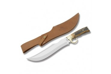 Colt Gunstock Saddle Bowie